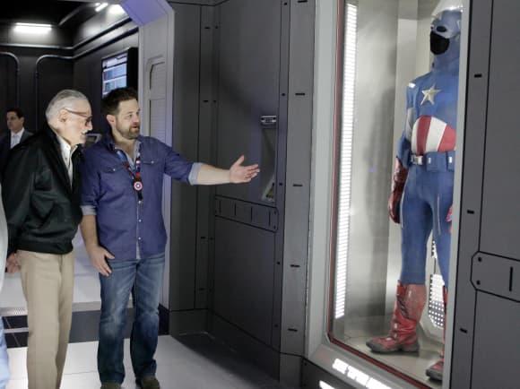 Stan Lee en 2014