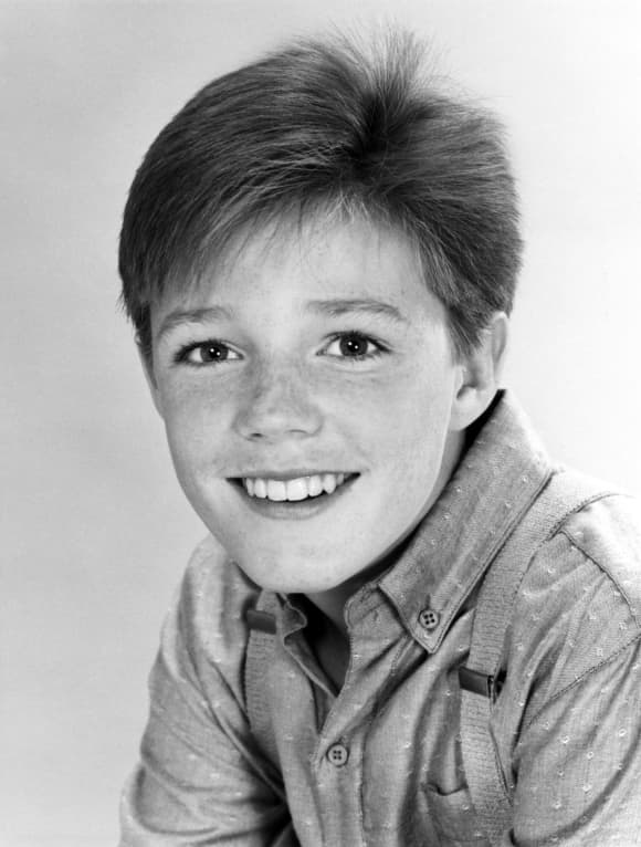 Mackenzie Astin in 'The Facts of Life'.