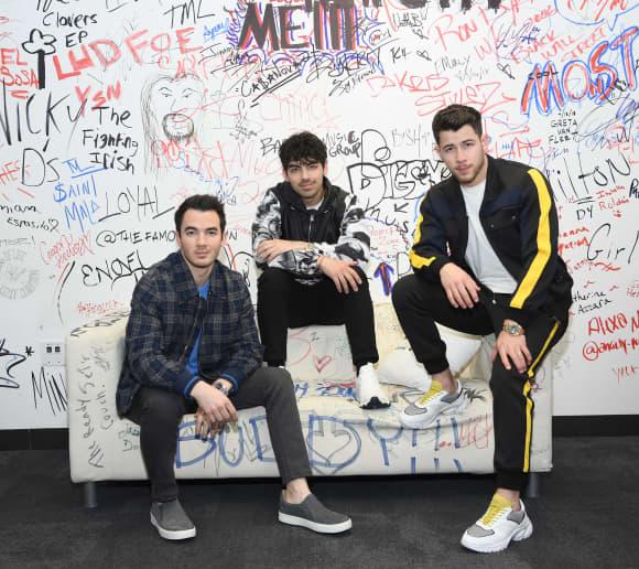 The Jonas Brothers en 2019