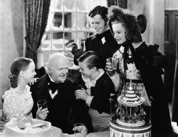 'A Christmas Carol' 1938
