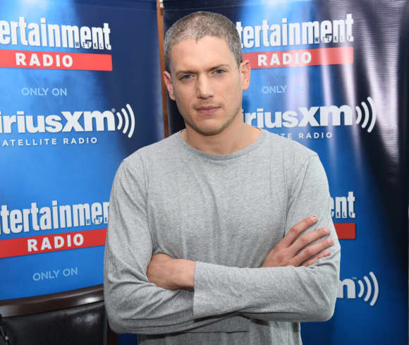 Wentworth Miller Reveals He's Decided To Leave 'Prison Break'
