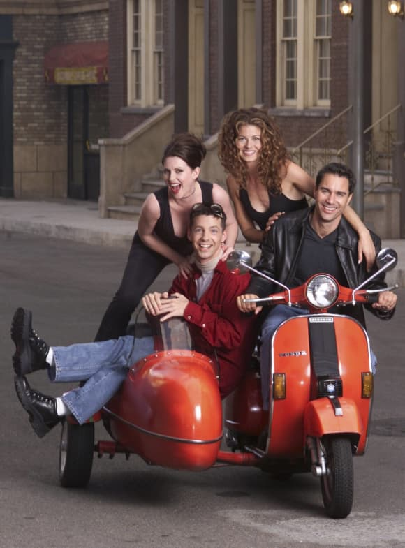 The Cast of 'Will & Grace'.